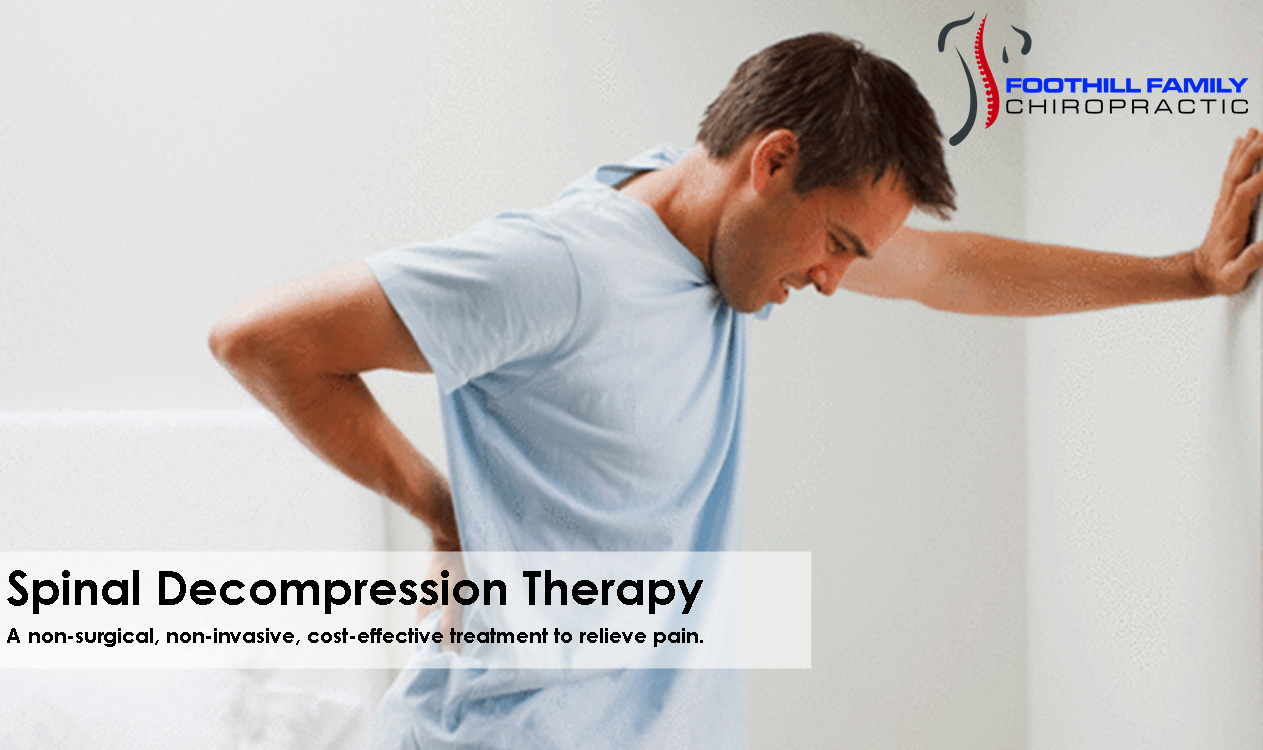Spinal Decompression Therapy