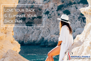 Eliminate Back Pain by Loving Your Back